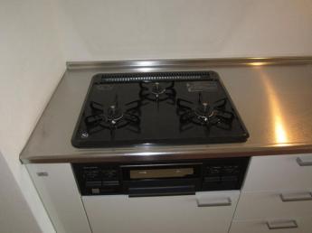 システムキッチンです