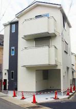 神戸市垂水区川原4丁目の新築一戸建の画像