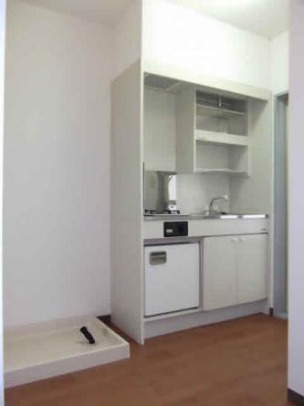 洗濯機置/キッチン