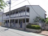 川越市大手町のアパートの画像