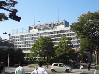 仙台市役所まで100m