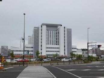 仙台市立病院まで1618m