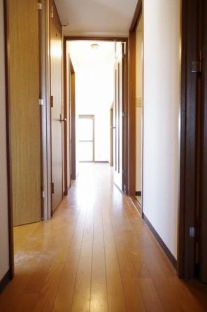 段差の少ない玄関