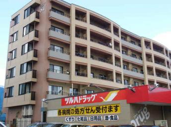 6階建ての5階西角です。