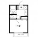 戸田市下戸田2丁目のアパートの画像