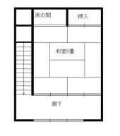 宮城郡松島町幡谷字鹿渡の一戸建ての画像
