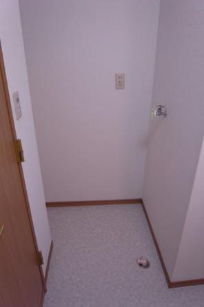 室内洗濯機置場(パンなし)