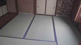 1階和室(畳交換済)
