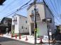 現地見学会さいたま市緑区三室 地盤20年保証の吹抜け設計&インナーバルコニー新築デザイン分譲住宅全2棟の画像