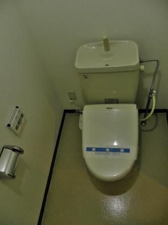 暖房便座洗浄機能付