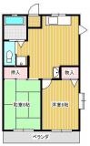 富士見市羽沢3丁目のアパートの画像