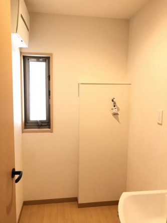 洗面所、室内洗濯機置き場