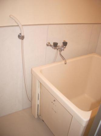 シャワー水栓付