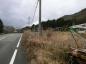 国道・県道両方に接した今田町中心部の150坪強の土地の画像