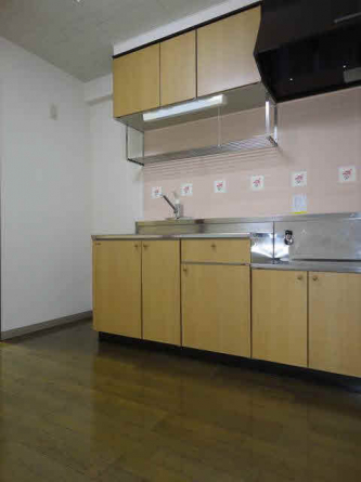 キッチン4.3畳