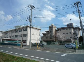 三郷市立北中学校まで2190m