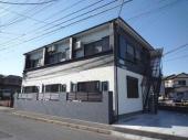 所沢市大字上安松のアパートの画像